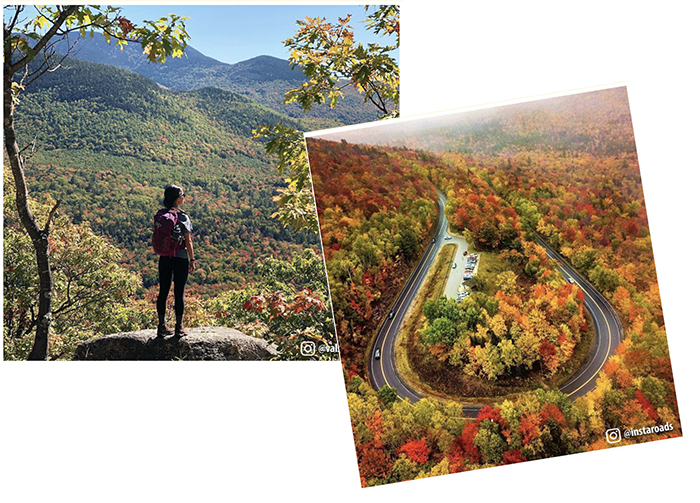 Kancamagus Highway Postcards