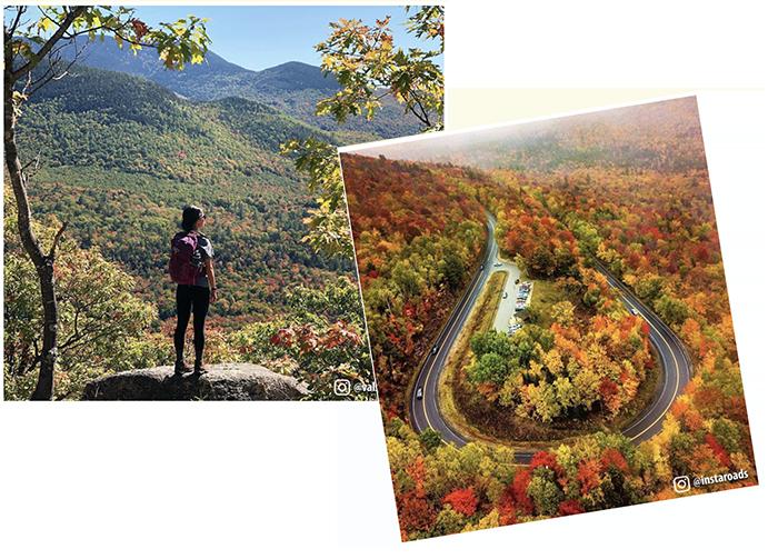 Kancamagus Highway Postcards