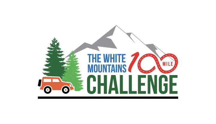White Mountains 100 Mile Challenge Logo