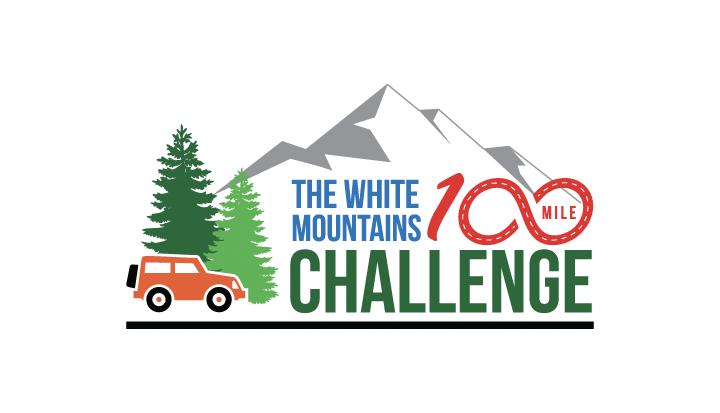 White Mountains 100 Mile Challenge Logo