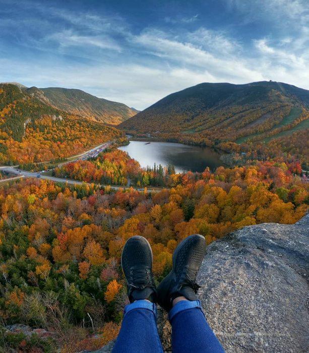 White Mountains Late Fall
